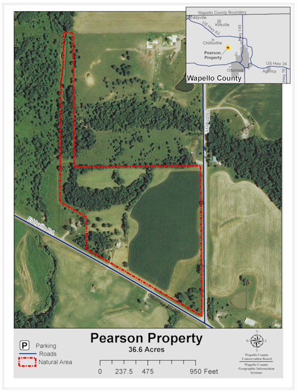 Pearson Property Map