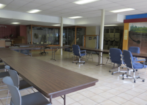 Nature Center meeting room